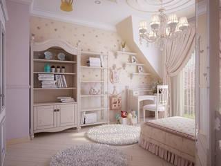 klasieke Kinderkamer door Инна Михайская