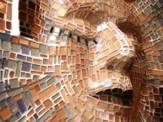 transcendence: Arte in stile  di mosaico di Marzia Dottarelli