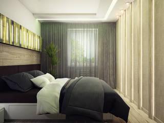 Moderne Schlafzimmer von Инна Михайская Modern