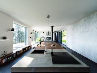 Küche Moderne Küchen von PLANET architects Modern