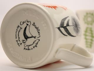 mugs:   by Carly Dodsley Ceramics