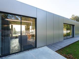 Außenfassade:  Häuser von PLANET architects