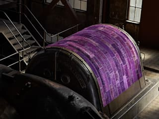 Zimmermanns Kreatives Wohnen Walls & flooringCarpets & rugs Wool Purple/Violet