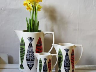 Jugs:   by Carly Dodsley Ceramics