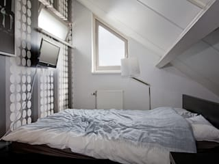 Bedroom by Hans Been Architecten BNA BV