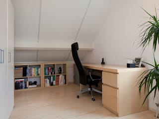 Study/office by Hans Been Architecten BNA BV