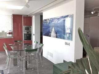 Esszimmer von BOX49 Arquitectura y Diseño, Minimalistisch