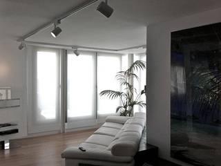 Wohnzimmer von BOX49 Arquitectura y Diseño, Minimalistisch