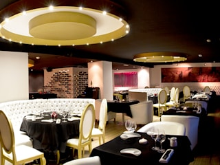 Restaurante Paris Tokyo - Madrid Gastronomía de estilo moderno de gs arquitectos Moderno