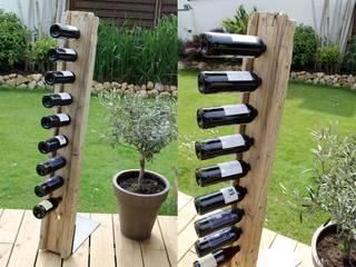 Weinständer:   von MANUFAKTUR '73