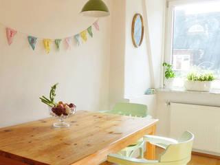Cocinas de estilo escandinavo por Skéa Designer