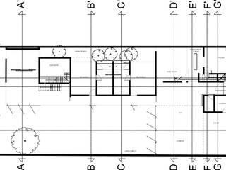 Casa Florida: Casas de estilo moderno por Colectivo IA02