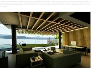 Casa Molina Casas modernas de Colectivo IA02 Moderno