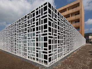 Modern Houses by CarlosMartinez Architketen AG FH/FWB Modern