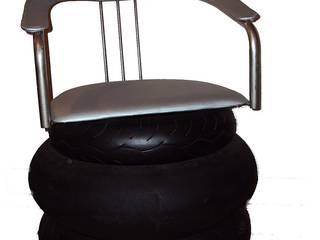 Fauteuil tires par Design Recycl Éclectique