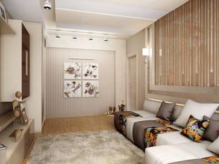 Moderne Wohnzimmer von Инна Михайская Modern