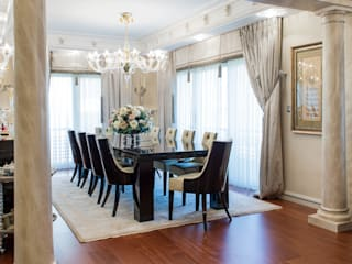 Modern dining room by ARTISTIC DESIGN Modern
