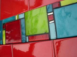 Realisations mozaique par Décoration mosaique Mozaiktoone Moderne