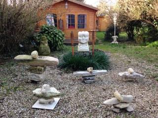 Realisations mozaique: Jardin de style  par andré BÉNÉTEAU   Sculpteur Conceptuel
