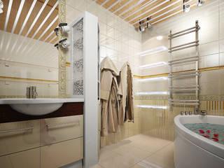 Moderne Badezimmer von Инна Михайская Modern