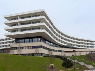 Modern Spa by CarlosMartinez Architketen AG FH/FWB Modern