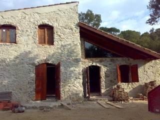 Reforma vivienda rural de ALARONA TÈCNICS, S.C.P.