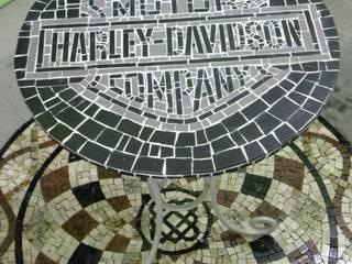 por Mosaico Leonardo Posenato Clássico