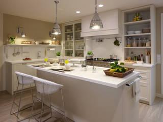 DEULONDER arquitectura domestica ห้องครัว White