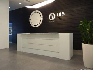 PROMINVEST BANK KIEV VIP BRANCH di MG International Srl Minimalista