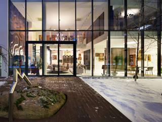 Villa Julia Kiev Case eclettiche di MG International Srl Eclettico