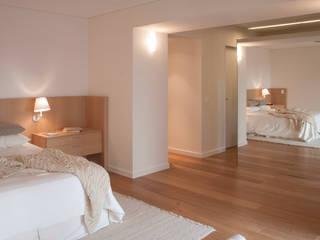 Piso en Palermo · Paula Herrero | Arquitectura Dormitorios modernos: Ideas, imágenes y decoración de Paula Herrero | Arquitectura Moderno