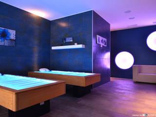 SPA Four Elements Kiev Spa moderna di MG International Srl Moderno