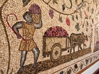 Klasyczna piwnica win od Mosaico Leonardo Posenato Klasyczny