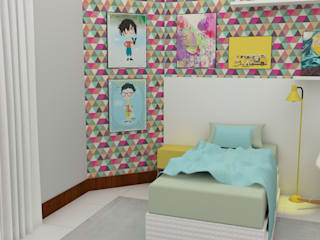 Arquiteto Virtual - Projetos On lIne Modern Kid's Room