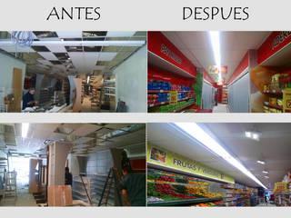 Reforma Integral Supermercadista Indinaco srl Construcciones y servicios