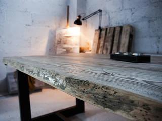 Stół LoftTable od Blaise: styl , w kategorii  zaprojektowany przez Blaise Handmade Furniture