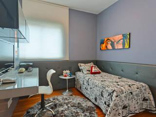 Modern style bedroom by Mariana Borges e Thaysa Godoy Modern