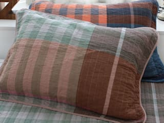 쉬즈가 BedroomTextiles Cotton Brown