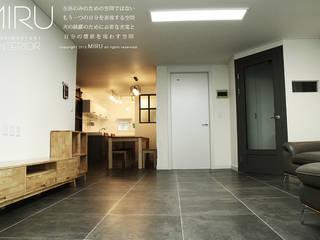 미루디자인 Modern living room