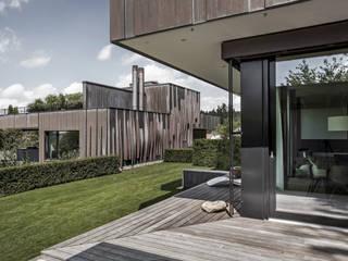 Modern houses by meier architekten zürich Modern Copper/Bronze/Brass