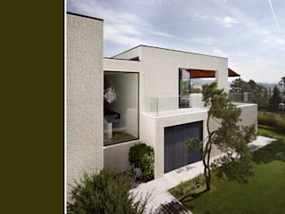 meier architekten zürich Modern houses Concrete White