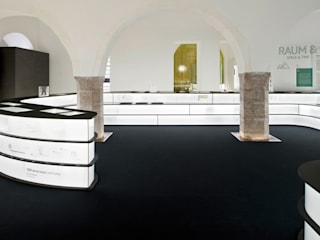 모던 스타일 박물관 by Pühringer GmbH Co KG, Möbellinie 모던