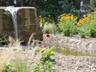 Jardines de estilo mediterráneo de OC|Lichtplanung Mediterráneo