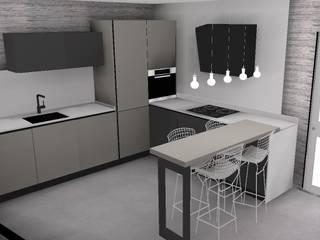 Reforma cocina de Brera Design s.l.