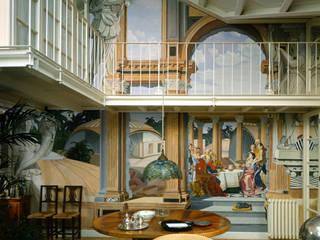 Abitazione a Brera, Milano VITTORIO GARATTI ARCHITETTO Soggiorno moderno