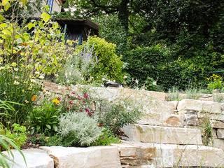 Jardines de estilo mediterráneo de Kräftner Landschaftsarchitektur Mediterráneo