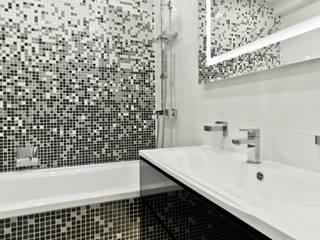 Квартира на улице Маршала Малиновского. Реализация: Ванные комнаты в . Автор – Rustem Urazmetov