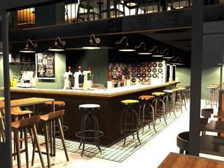 Bas Tasarım – E5 Pub:  tarz