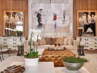 Decora Lider Campinas - Sala de Encontros Salas de estar modernas por Lider Interiores Moderno