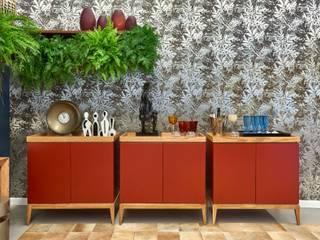 Decora Lider Campinas - Lounge e jantar Salas de jantar modernas por Lider Interiores Moderno